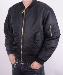 US Flight Jacket Black
