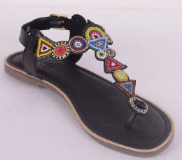 286001 Sandal Black/Multi