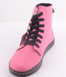 Hackney Acid Pink Canvas