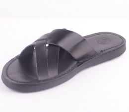 Crop Black Sandal