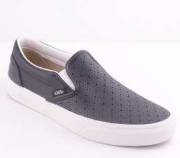 Classic Slip On Leather Perf