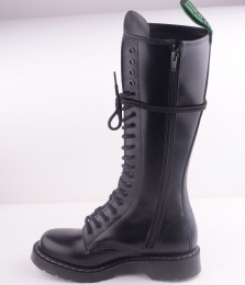 20 Eye Black Zip Boot