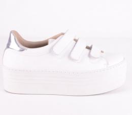 Sneakers Tres Blanco/Platå