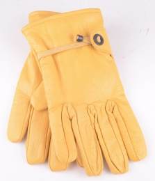Western Gloves Yellow