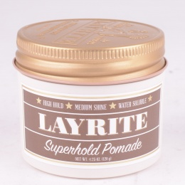 Pomade Superhold Layrite