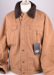 Glenside Jacket Brown Duck