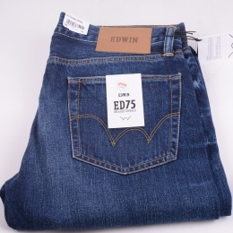 ED-75 Rainbow Selvedge Contrast Clean
