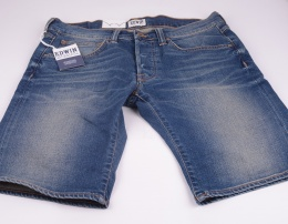 Bermuda Denim Shorts Mid Used