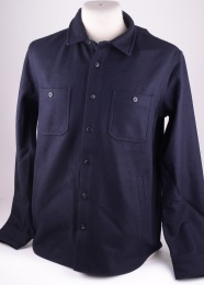 Labour 4 pocket Heavy Wool shirt