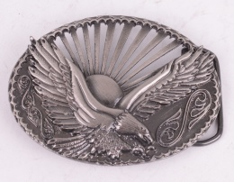 Eagle Sun Belt Buckle