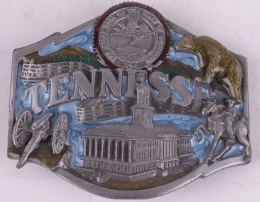 Tennesse Belt Buckle