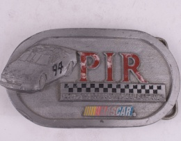 PIR 94 Nascar Belt Buckle