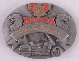 Honda Goldwing Belt Buckle