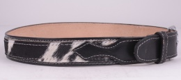 Natural Cowhide Belt (removable buckle)