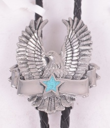 Eagle Star Bolo Tie