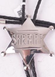 Sheriff Bolo Tie