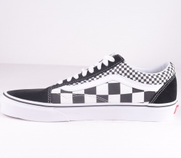 Old Skool Check Blk/Wht