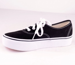 Authentic Platform Black