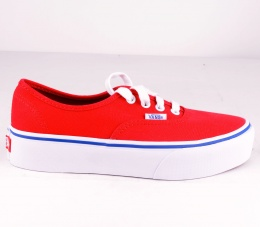 Authentic Plattform Racing Red
