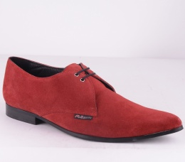 Elviz Red Suede Mygg
