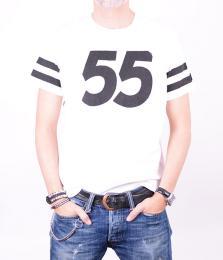 55 White T-shirt