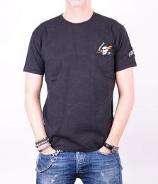 Further Black T-shirt