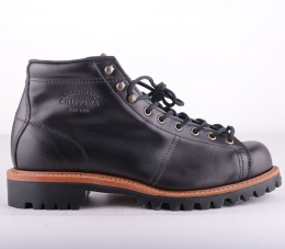 1901 G42 Black Lace to Toe Boot