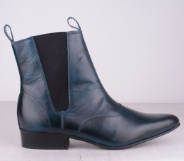 Liverpool Petrol Blue Boot