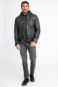 Lucas Black Leather