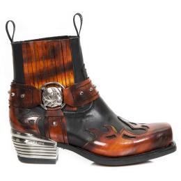 biker boots rea