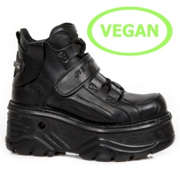M-714-c12 Turbo Negro VEGAN