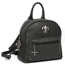 BACKBAG07-S1 CRUST NEGRO
