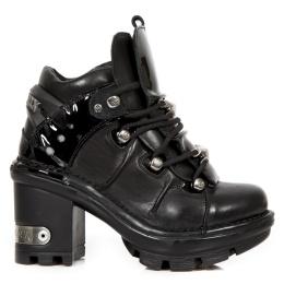 M-NEOTYRE01-S1 Itali Negro