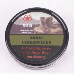 Military Shoe Polish Black