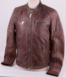 Mission Biker Brown