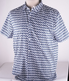 Nimes Shirt Navy