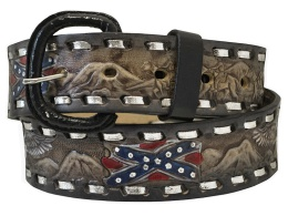 Rebel Belt Tan (Removable Buckle)