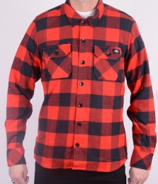 Sacramento Shirt red/black