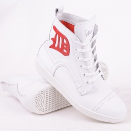 Sneakers Buffalo White 2409-2