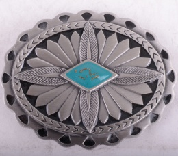 Southwest Design Buckle