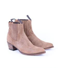 12380 Brown Suede
