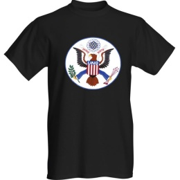 Original Eagle Tee Front and Back Print