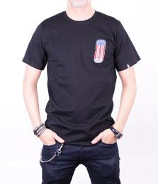 Eight Monday Black T-Shirt