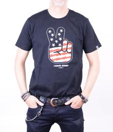 Liqour Brand Black T-Shirt