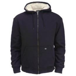 Sherpa Fleece Black