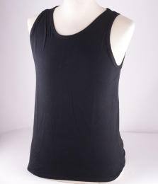 US Tank Top Black