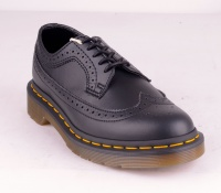 Vegan 3989 Black Brogue