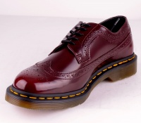 Vegan 3989 Cherry Brogue