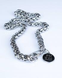 Vilnius Necklace Silver