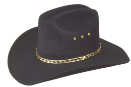 Woodcock Black Hat BFF-25